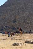 Грандиозная пирамида Стоковые Фото