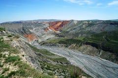 грандиозное каньона цветастое Стоковые Фотографии RF