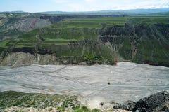 грандиозное каньона цветастое Стоковое Изображение