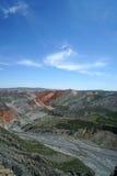 грандиозное каньона цветастое Стоковое фото RF