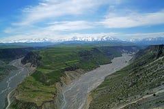 грандиозное каньона цветастое Стоковая Фотография