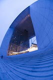 Грандиозное Arche круглое Стоковое Изображение RF