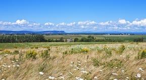 Грандиозное Pré, Новая Шотландия Стоковые Фото