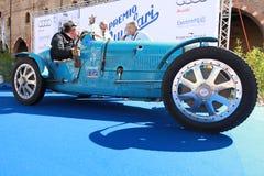грандиозное prix nuvolari 2010 Стоковая Фотография