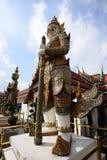 Грандиозные дворец и висок изумрудного Будды Стоковая Фотография RF