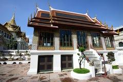 Грандиозные дворец и висок изумрудного Будды Стоковое фото RF
