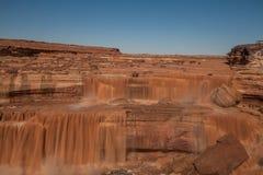 Грандиозные падения Аризона Стоковое Фото