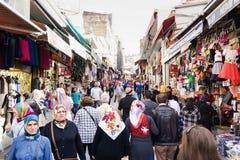 Грандиозный базар в Стамбуле, Turey стоковая фотография