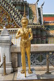 Грандиозный дворец Бангкок Стоковое Изображение