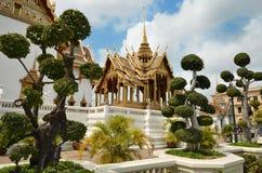 Король Дворец в Бангкоке Стоковая Фотография