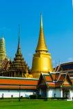 Грандиозный дворец на солнечном дне, Бангкок, Таиланд Грандиозное Palac Стоковое фото RF