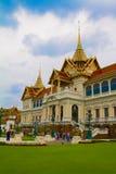 Грандиозный дворец Таиланда Стоковые Изображения RF
