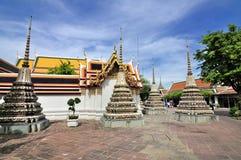 Грандиозный дворец, Таиланд Стоковое Изображение