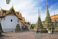 Грандиозный дворец, Таиланд Стоковая Фотография RF