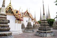 Грандиозный дворец, Таиланд Стоковое Фото