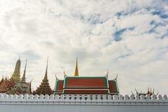 грандиозный дворец Таиланд Стоковое Фото