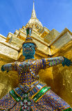 грандиозный дворец тайский стоковое изображение