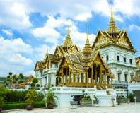 Грандиозный дворец тайский Стоковая Фотография