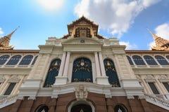 грандиозный дворец Стоковые Изображения