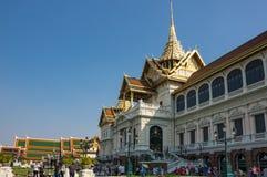 грандиозный дворец Стоковая Фотография RF