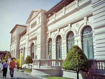 грандиозный дворец Стоковая Фотография