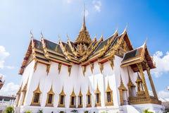 Грандиозный дворец bangkok Стоковое фото RF