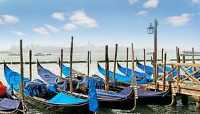 Грандиозный канал в Венеции. стоковая фотография