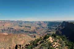 Грандиозный каньон, Америка Стоковые Изображения RF