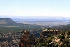 Грандиозный каньон, Америка Стоковая Фотография RF