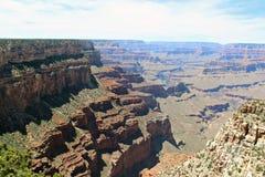 Грандиозный каньон, Америка Стоковые Изображения