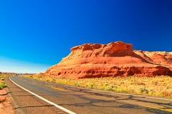 Ландшафт США, грандиозный каньон. Аризона, Юта, Соединенные Штаты Америки Стоковые Изображения RF