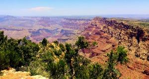 Грандиозный каньон Стоковые Изображения