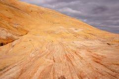 Грандиозный национальный монумент Лестница-Escalante, Юта, США Стоковое Фото