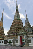 Грандиозный реальный дворец, Бангкок Таиланд Стоковая Фотография