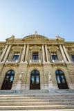 Грандиозный театр de Geneve/грандиозный театр Женевы Стоковое Фото