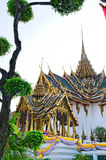 Грандиозный дворец, Бангкок, Таиланд Стоковое Фото