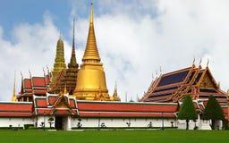Грандиозный дворец в Бангкоке Стоковое Изображение