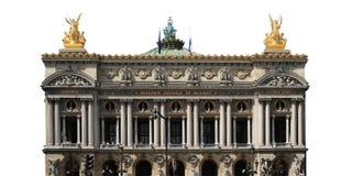 Грандиозн-опера в Париже, Франции стоковое изображение rf