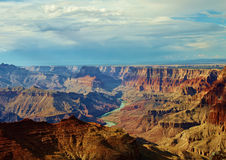 Гранд-каньон Америка США Стоковая Фотография RF