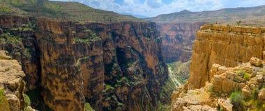Гранд-каньон Ирана стоковая фотография rf