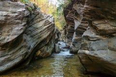Гранд-каньон района Pua Стоковое Изображение RF