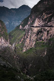 Гранд-каньон Рекы Jinsha Стоковое фото RF