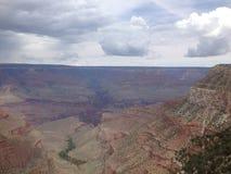 Гранд-каньон славный Стоковое Изображение