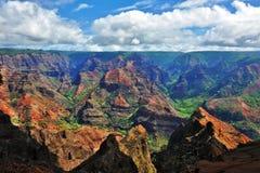 Гранд-каньон Тихий Океан Стоковые Изображения