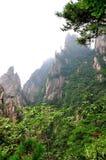 Гранд-каньон Huangshan Xihai держателя, неимоверный фарфор Стоковые Фото
