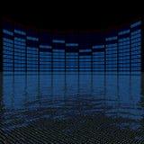 графики выравнивателя Стоковое Изображение RF