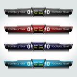 Графики передачи счета футбола бесплатная иллюстрация
