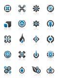 графики элементов конструкции Стоковые Фотографии RF