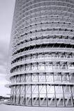 график детали здания самомоднейший Стоковое фото RF