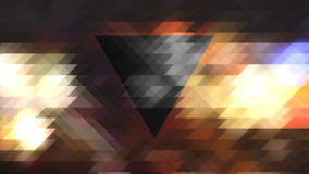 График полигона битника Стоковое Фото